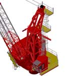 Closeup Crane Icon