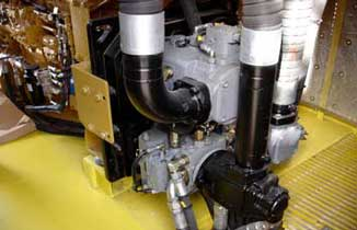 Seatrax Offshore Drilling Duty Hydraulic System