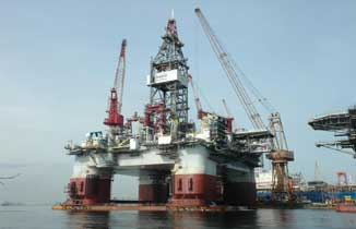 Seatrax Drilling Duty Offshore Cranes